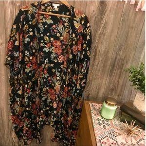 NWT Boho Kimono